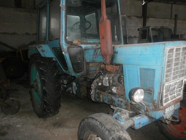 Ремонт кабины трактора МТЗ. Продолжение - YouTube